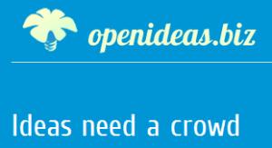 Ideenplattform openideas.biz